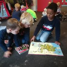 Click to view album: Kinderboekenweek